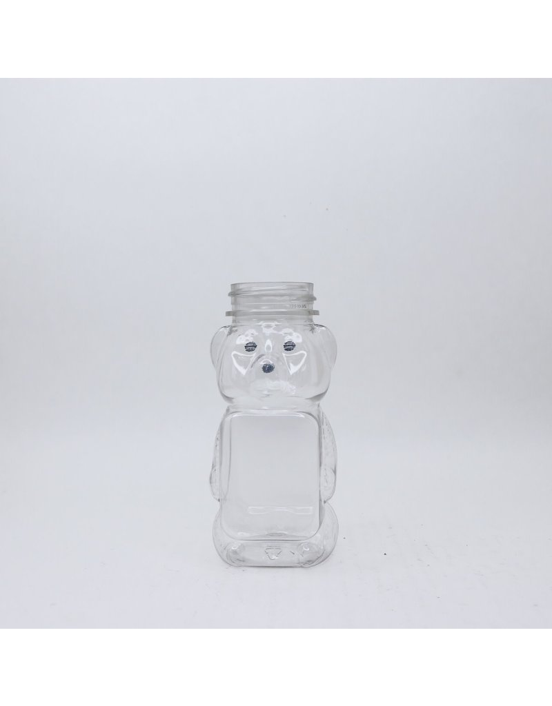 8oz. Flat Front Bears, case of 57