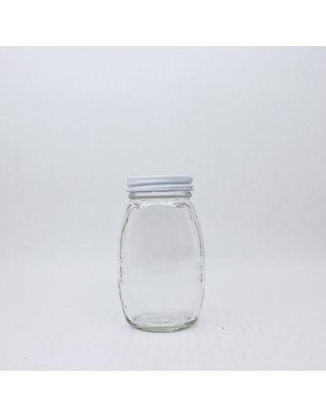 8 oz. Classic Queenline Jars, case of 24