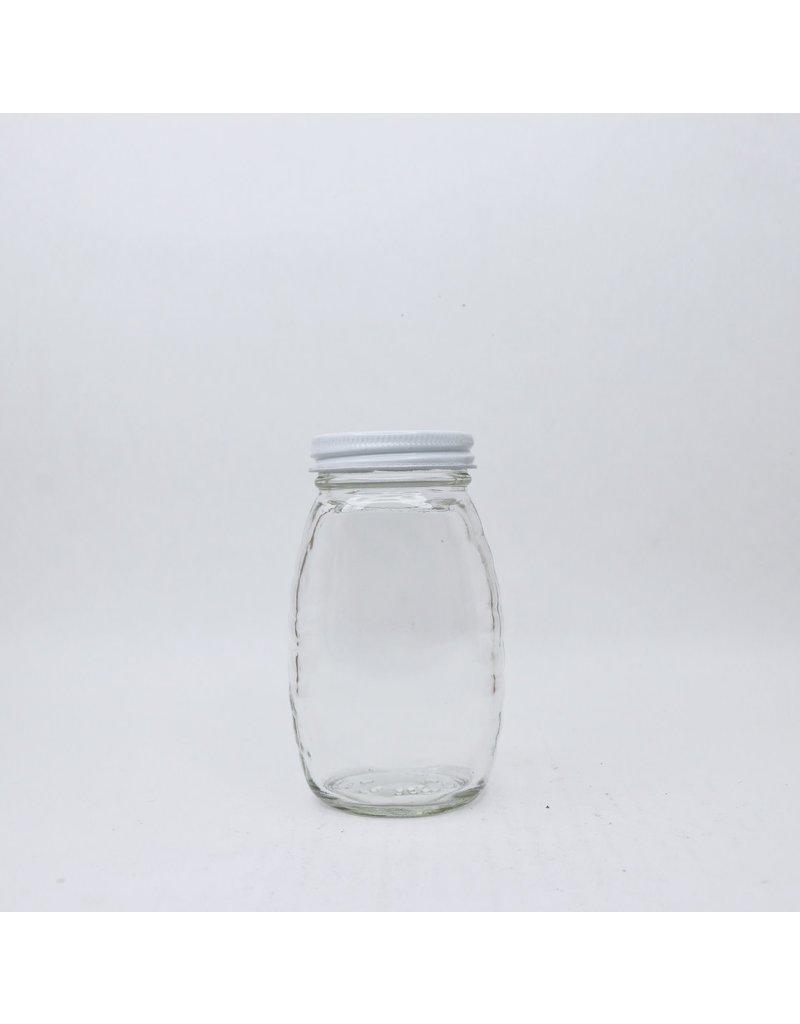 8 oz. Classic Queenline Jars, case of 24