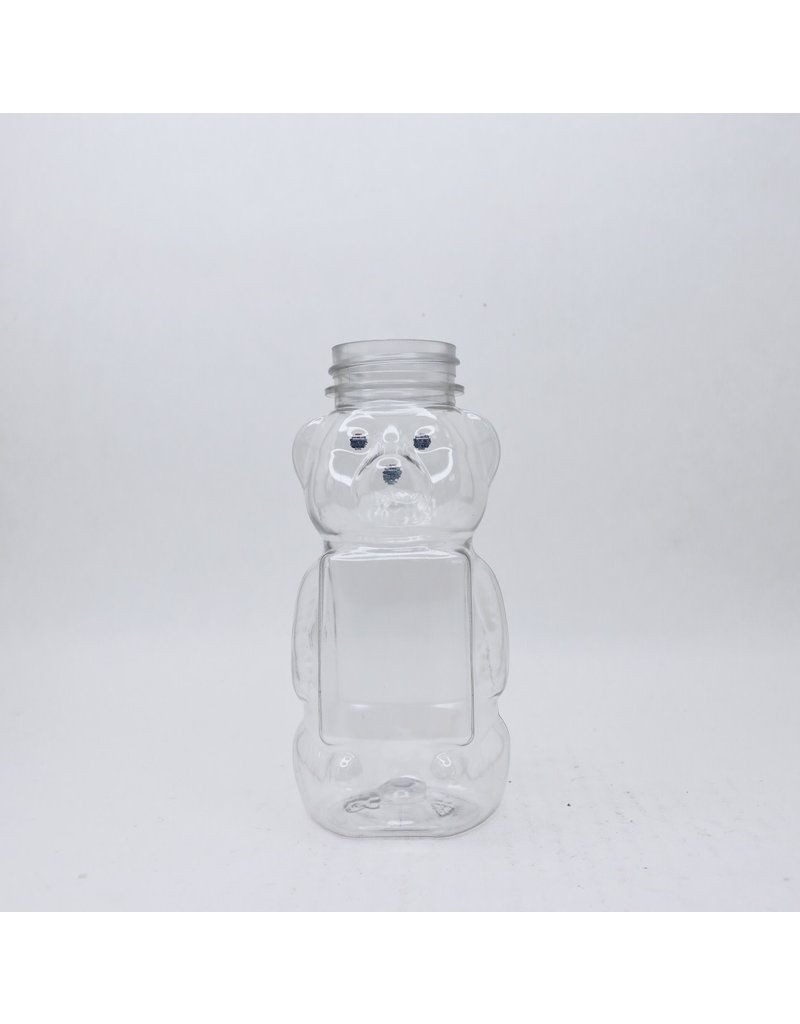 12 oz. Flat Front Bears, case of 50