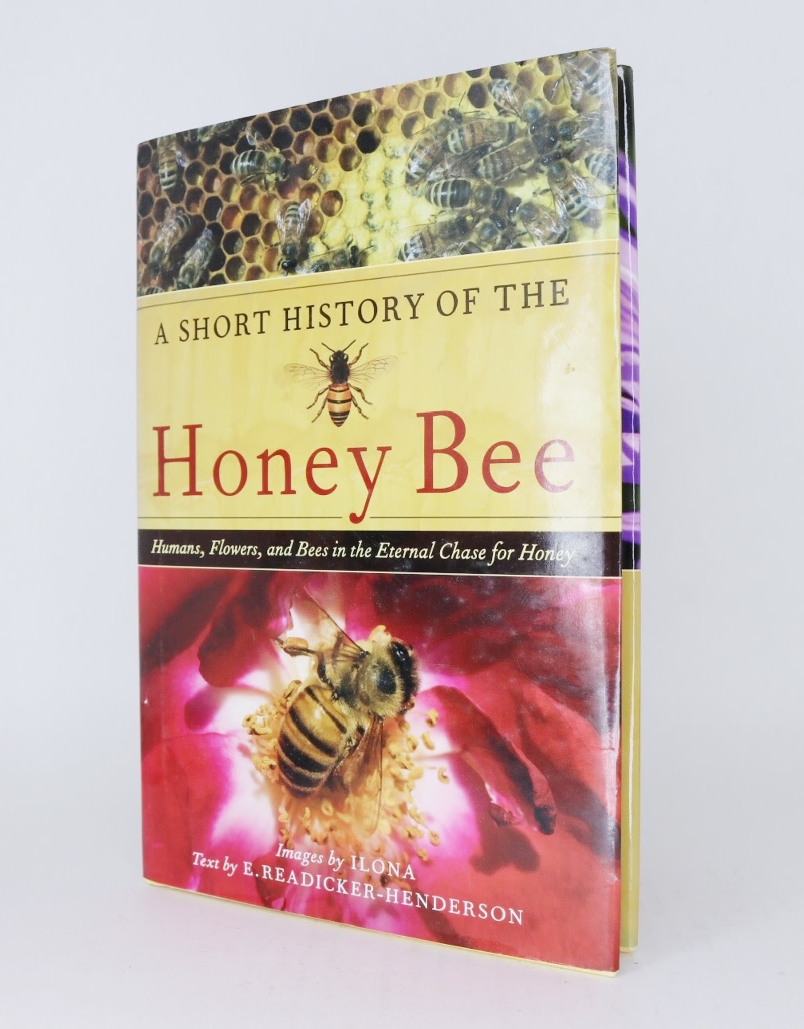 A Short History Of The Honeybee