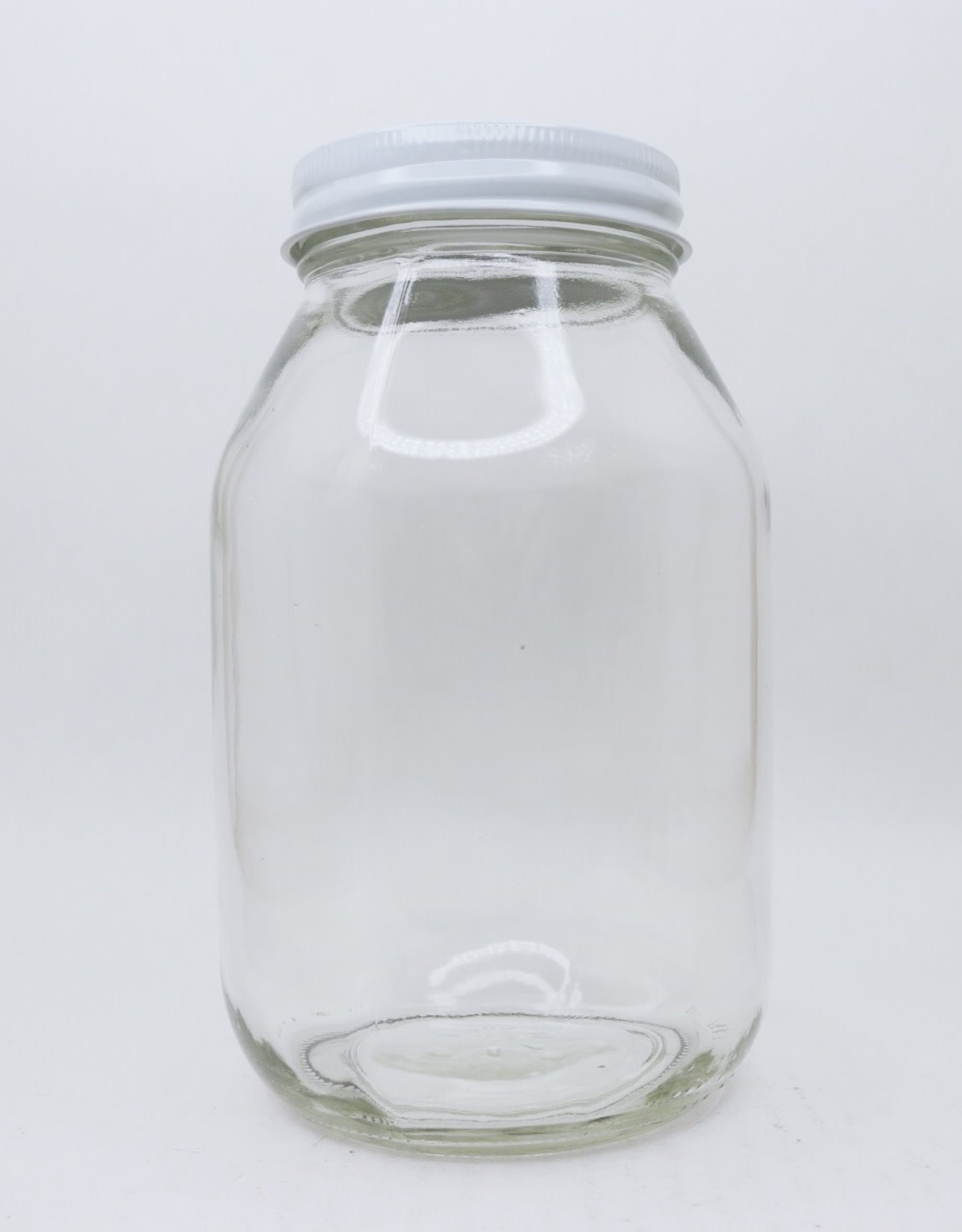 Quart Jar w/ Lid, single