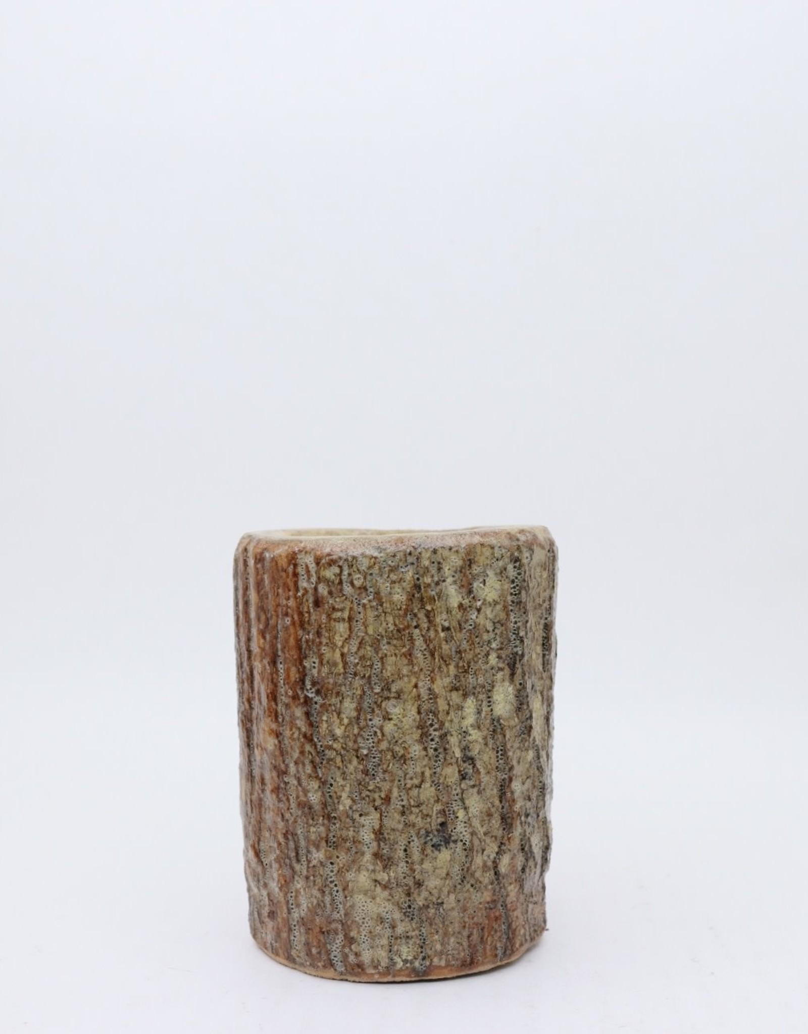 Wooden Votive Holder