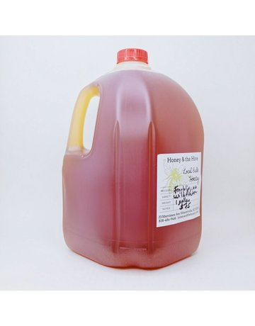 Gallon Jug of Local Honey