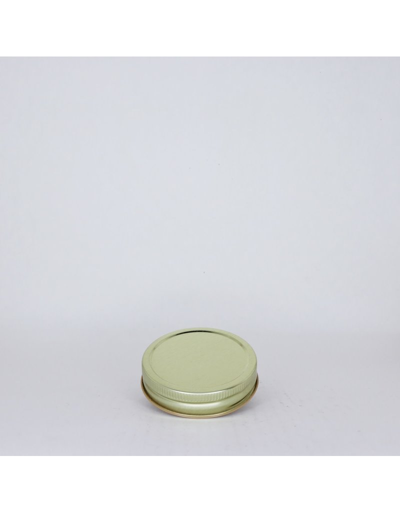 Mason Jar Lid, single