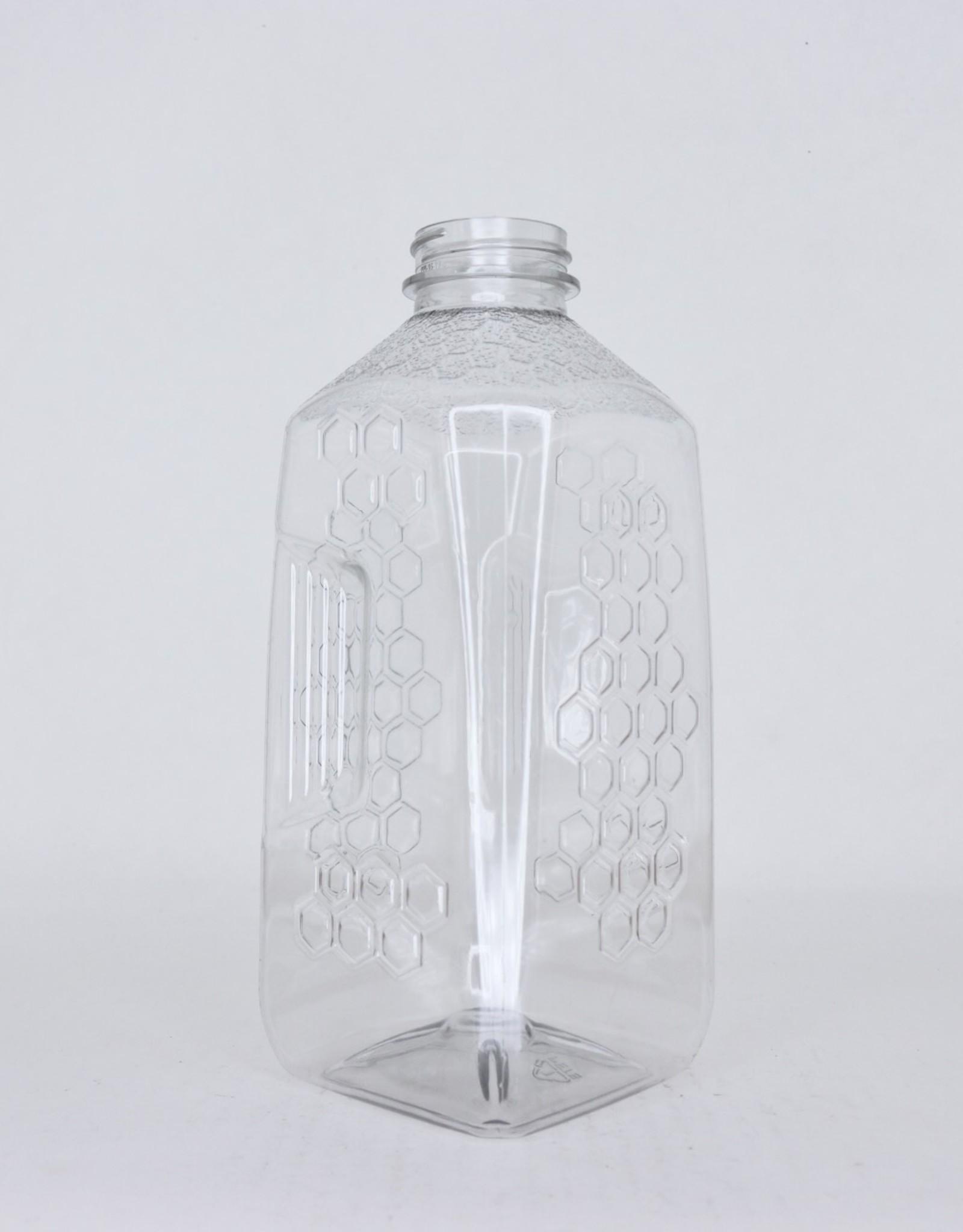 3 lb. Embossed Jars, case of 10