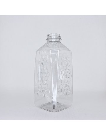 3 lb. Embossed Jars, case of 10