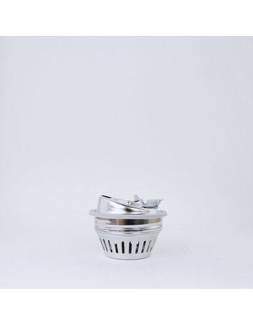 Drink Lid for Jar (stainless steel)