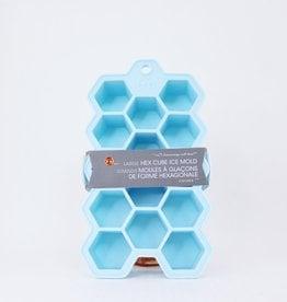 Hexagon Ice Tray (Large)