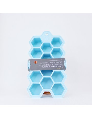 Hexagon Ice Tray (Large)