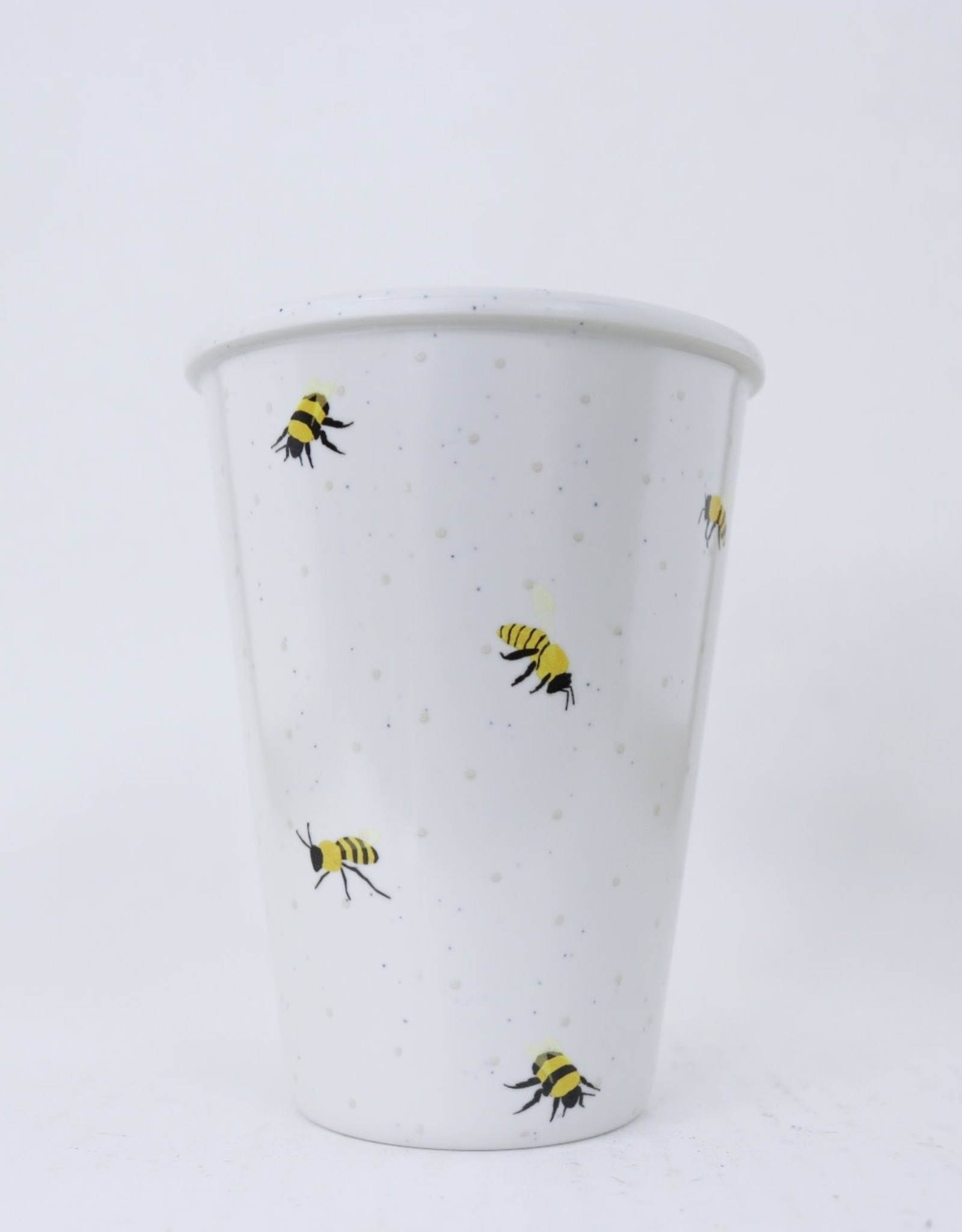 Melamine Bee Cup