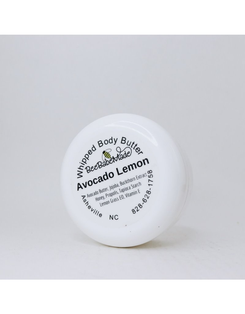 Bee Babe Avocado Lemon Body Butter (Large)