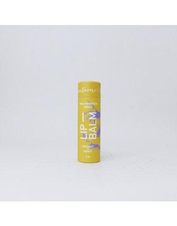 Wild Mountain Honey + Coconut Lip Balm