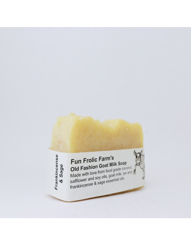 Old Fashioned Goat Milk Soap