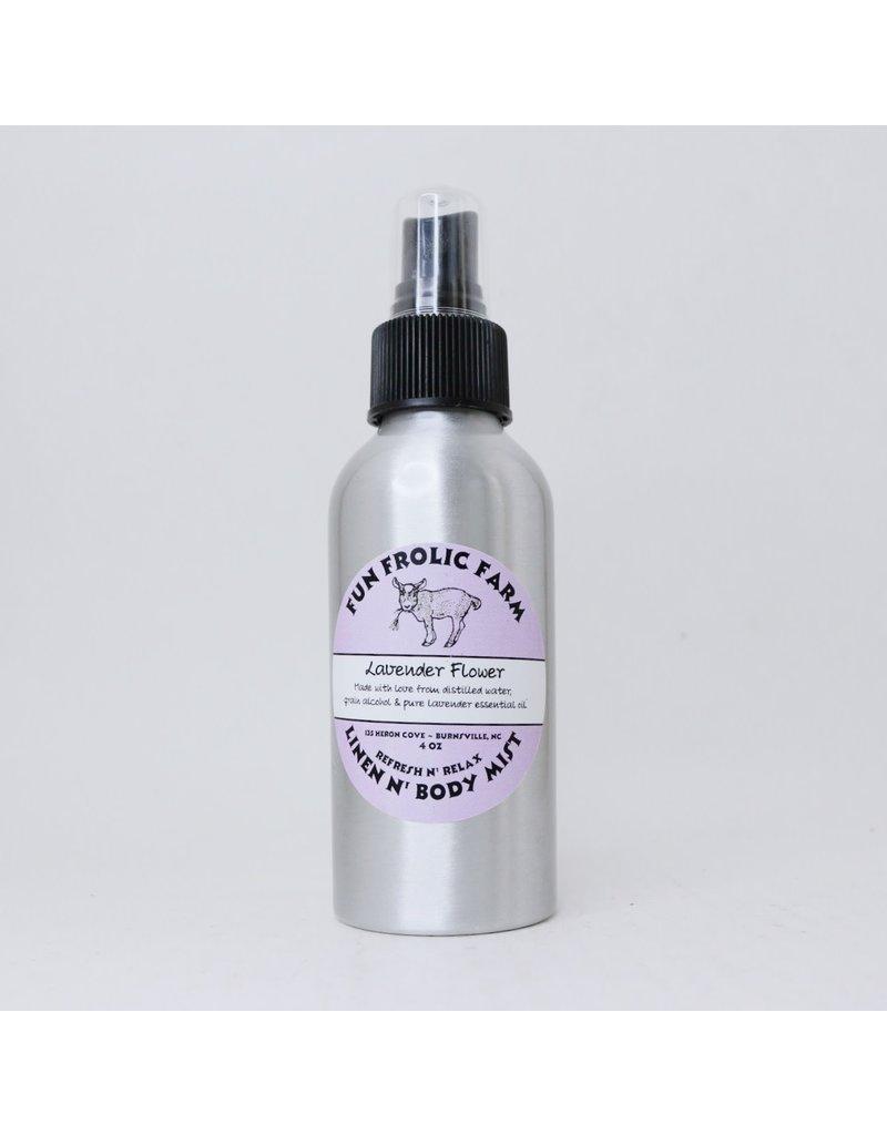 Lavender Linen 'n' Body Mist
