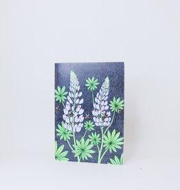 Lupine Notebook