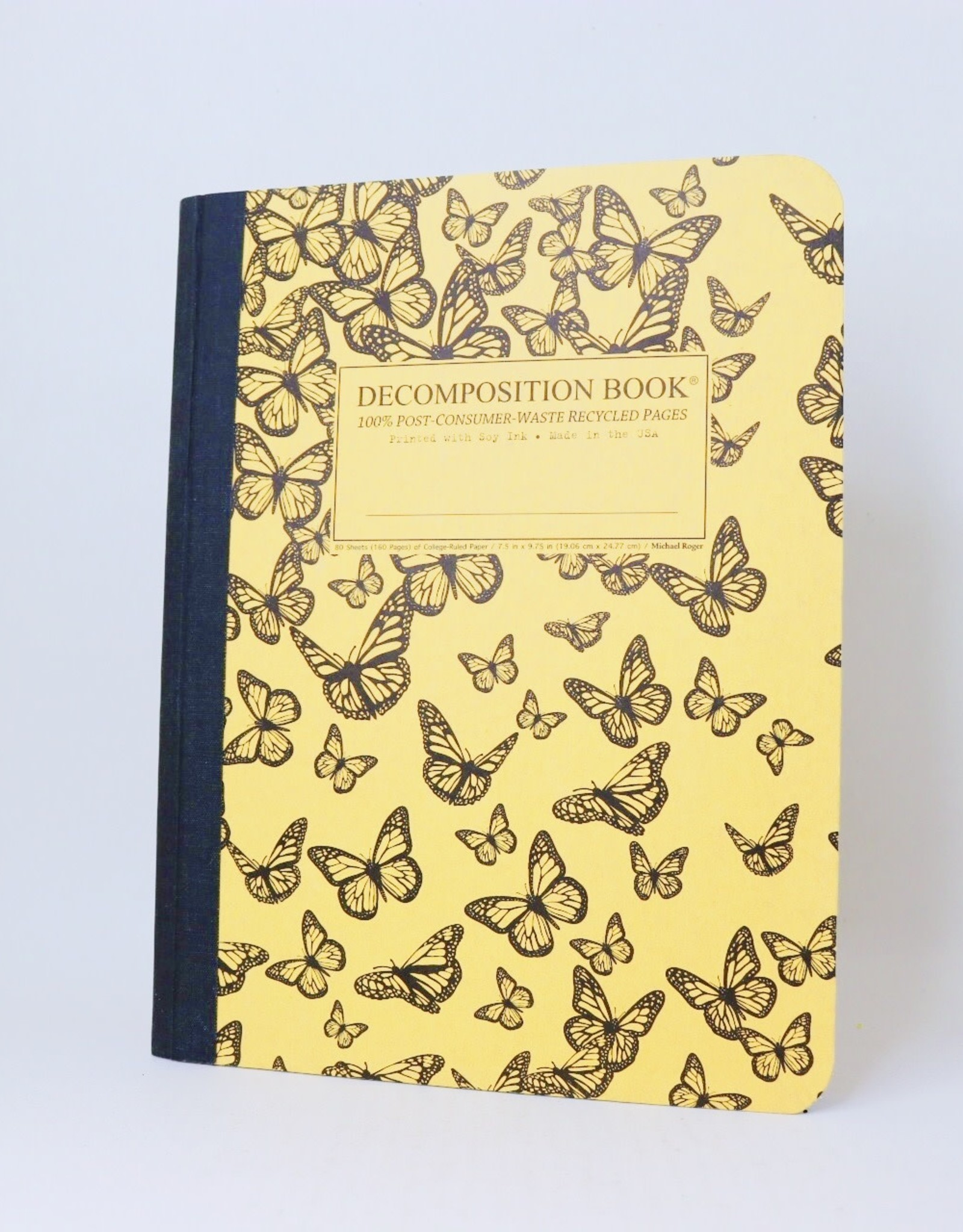 Monarch Decomposition Notebook Large