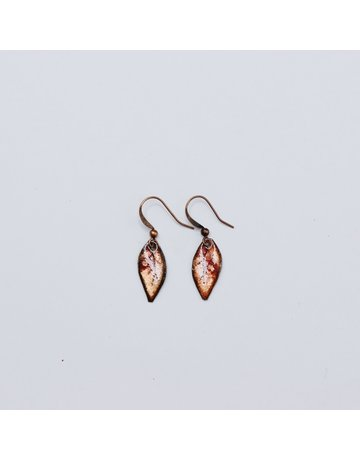 Sourwood Leaf Earrings