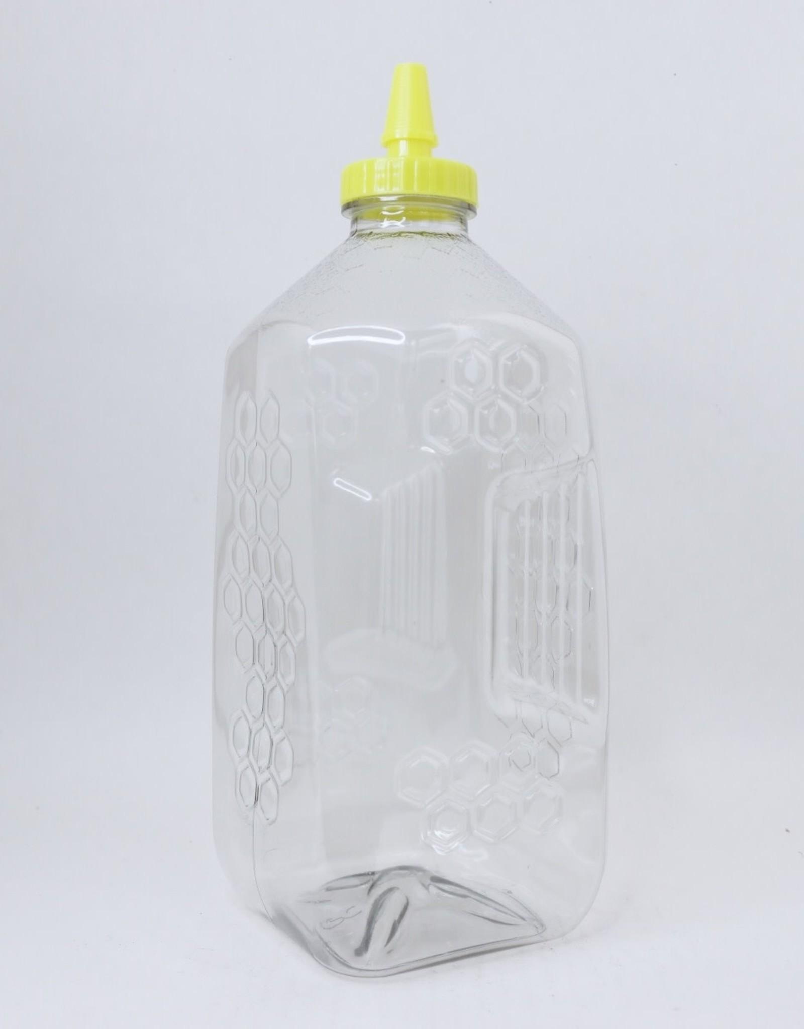 5 lb. Embossed Jar, single