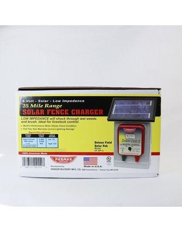 6 Volt Solar Fence Charger
