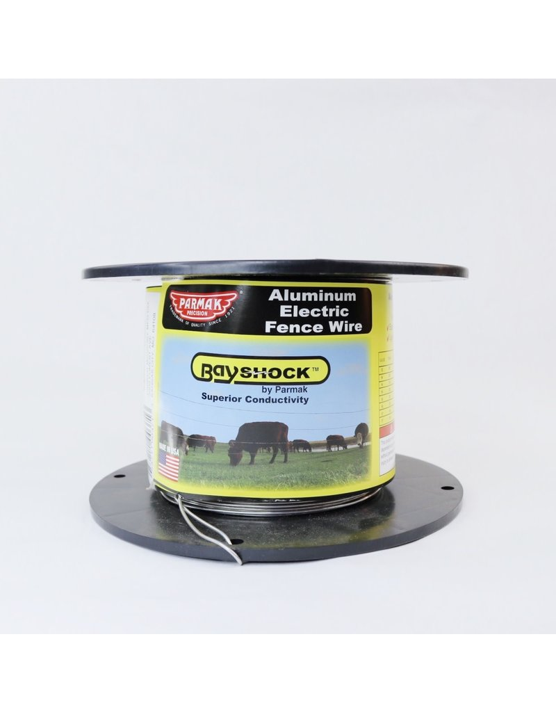 Aluminum 16 Gauge Electric Fence Wire (400m/1312ft)