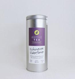 Asheville Tea Company Tea Bag Tin Echinacea Elderflower
