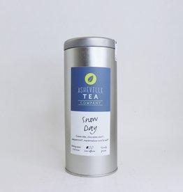 Asheville Tea Company Tea Bag Tin Snow Day