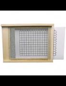 8-Frame Screened IPM Bottom Board