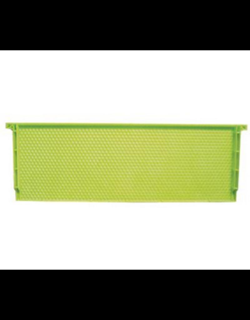 Deep Plastic Green Drone Frame