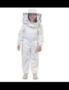Youth Full Suit w/Round Veil, Medium