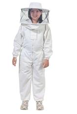 Kids Full Suit, w/ Round Veil, 4XS