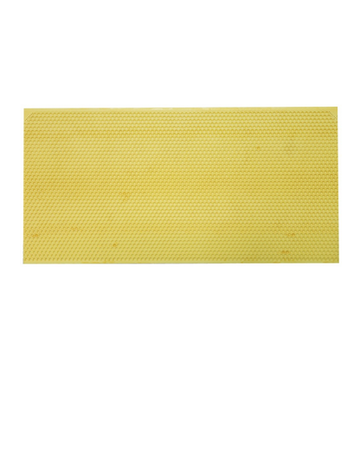 "8-1/2"" Deep Plastic Ritecell Foundation, Yellow, single"