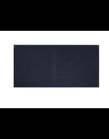 "8-1/2"" Deep Plastic Ritecell Foundation, Black (box of 100)"