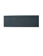 "5-5/8"" Medium Ritecell Plastic Foundation, Black (box of 100)"