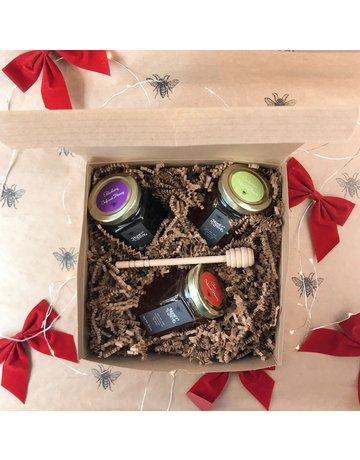 Large Honey Gift Box