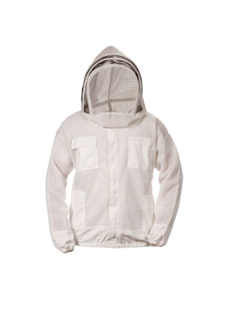 Ventilated Jacket w/ Fencing Veil