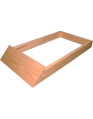 10-Frame Cedar Landing Board Assembled