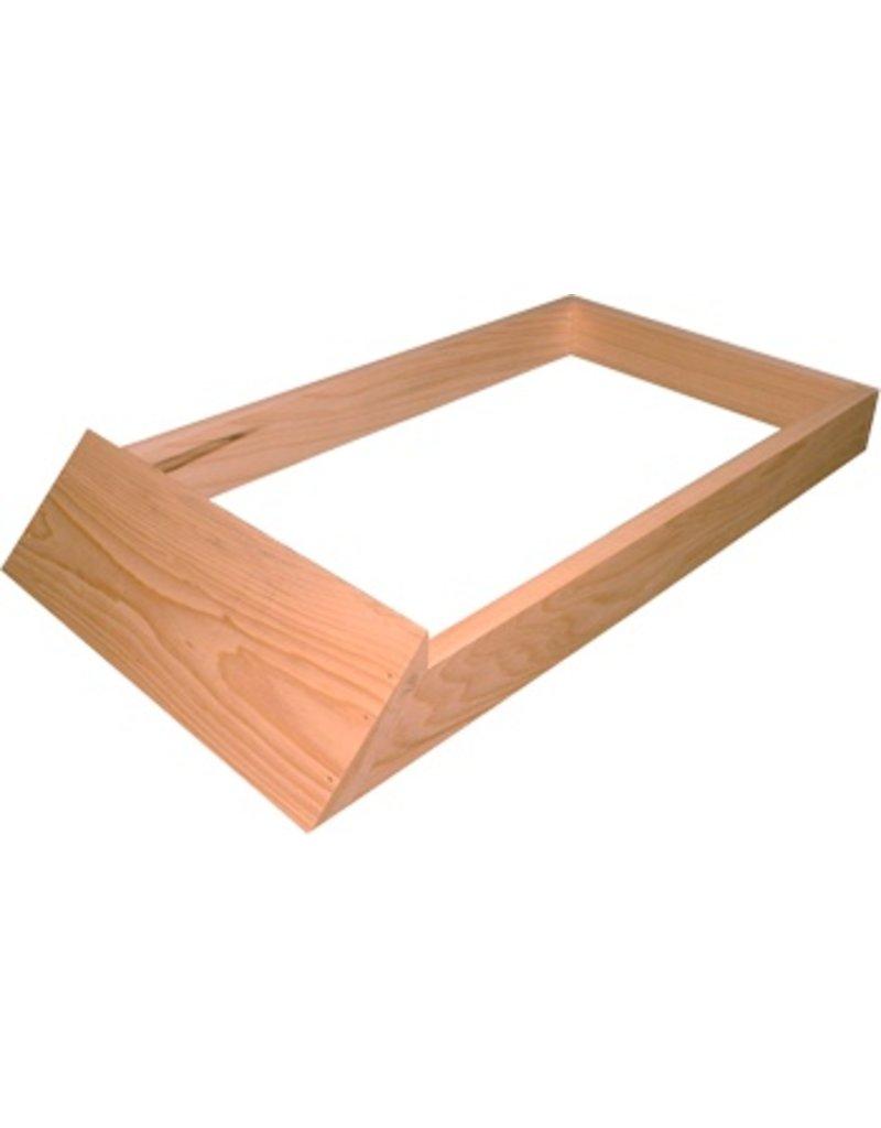10-Frame Cypress Landing Board, Unassembled