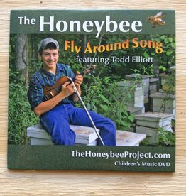 Honey Bee Fly Around Song CD