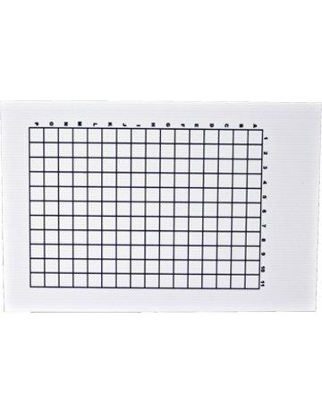 10-Frame Corrugated Sheet