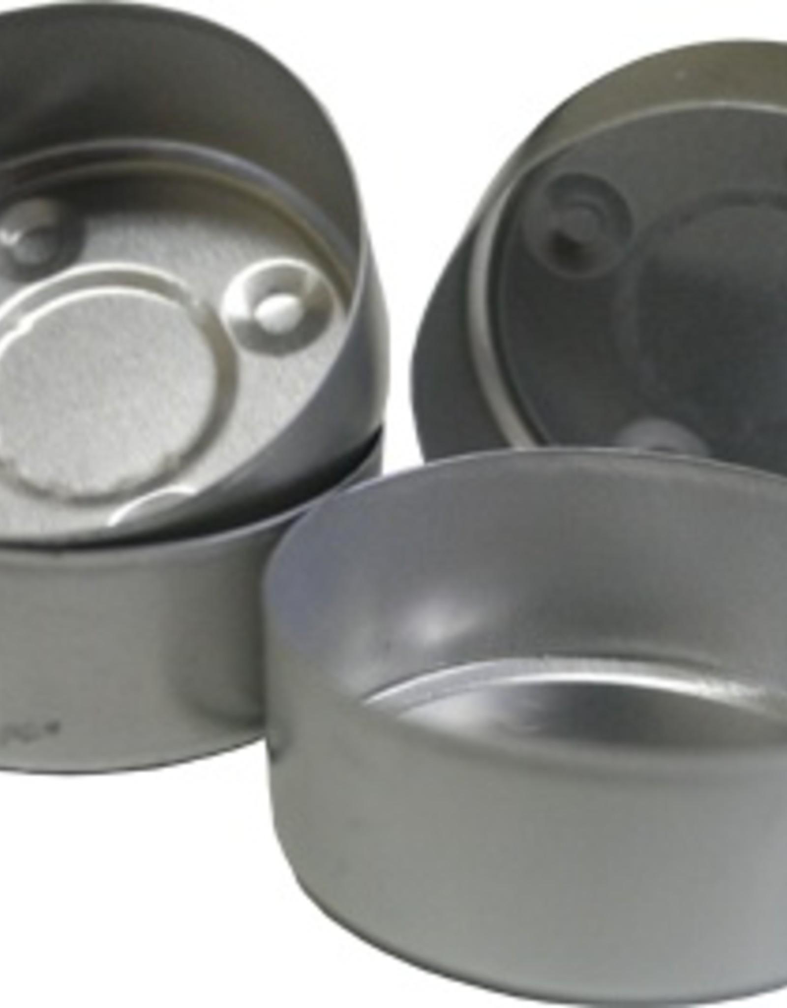 Metal Tea Light Cups 100 ct.