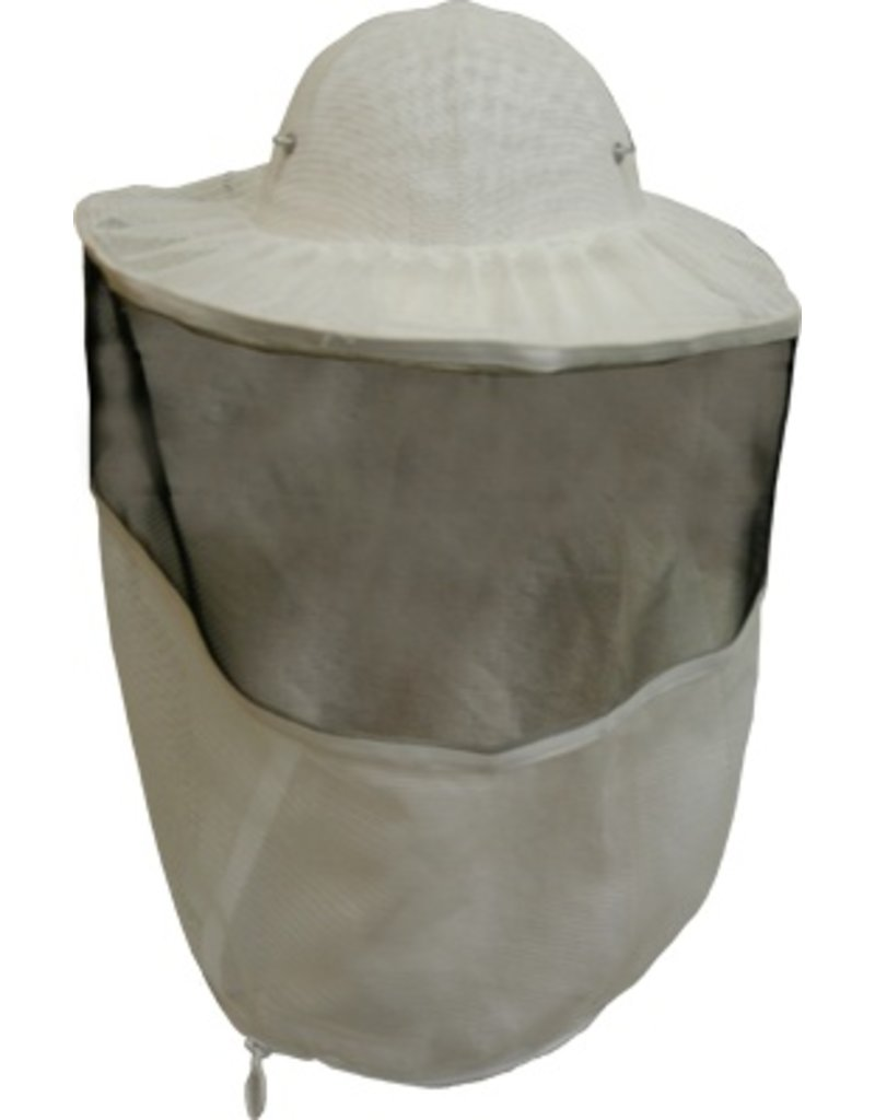 Round Veil w/ Zipper