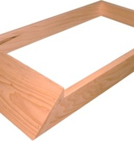 10-Frame Cypress Landing Board, Assembled