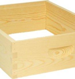 Honey & the Hive *8-Frame Shallow Super, Assembled