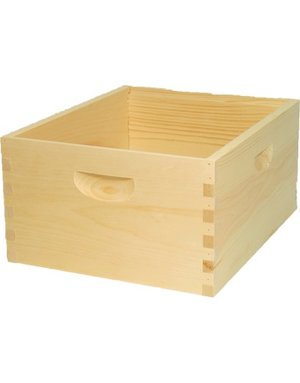 Honey & the Hive *8-Frame Deep Hive Body, Assembled