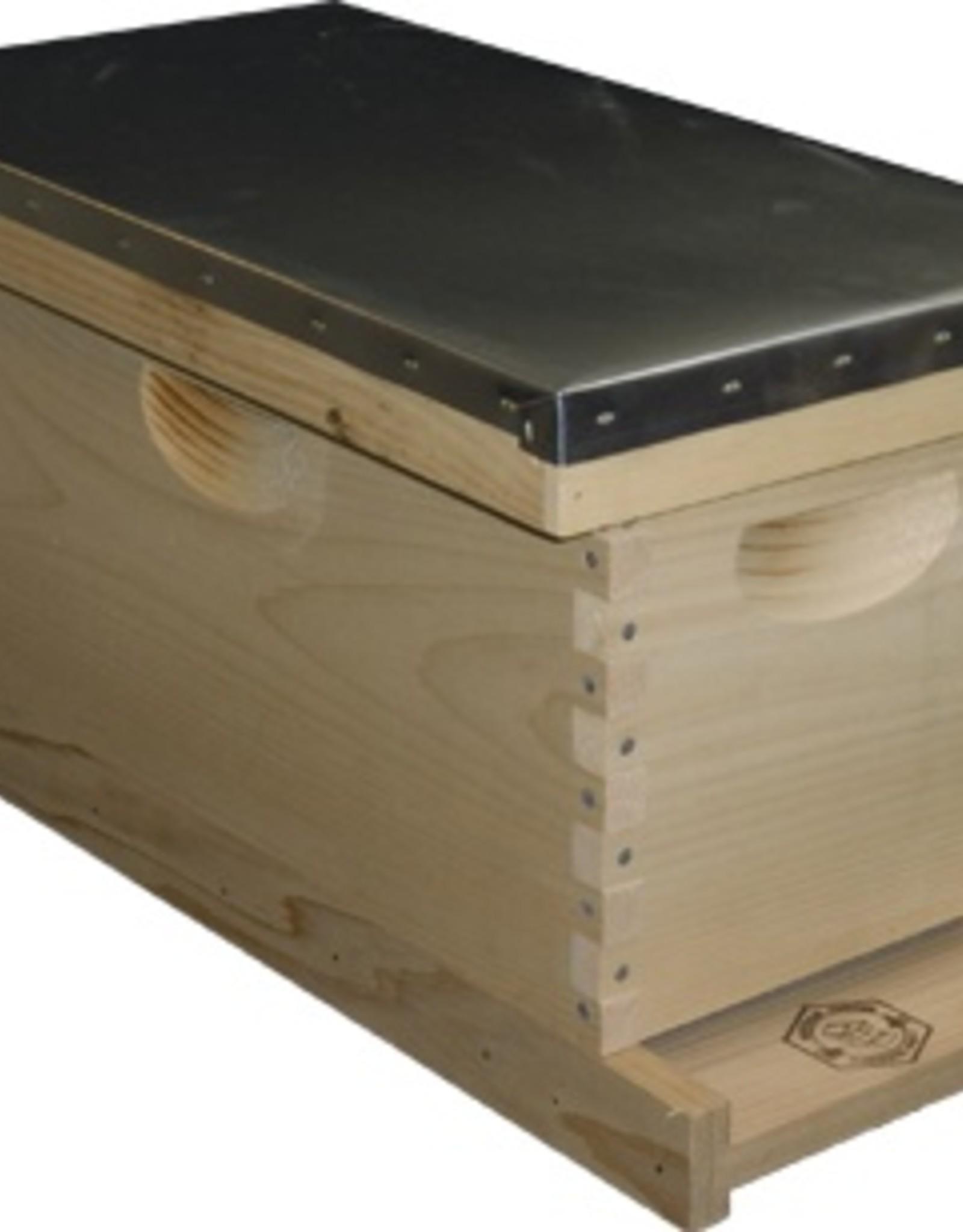Deep 5-Frame Nuc Kit, Assembled