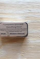 Beeswax Perfume Tin, Bee Naturally