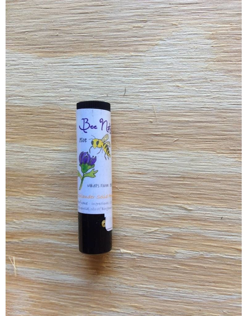 Perfume, Beeswax Perfume, Tube, Bee Naturally