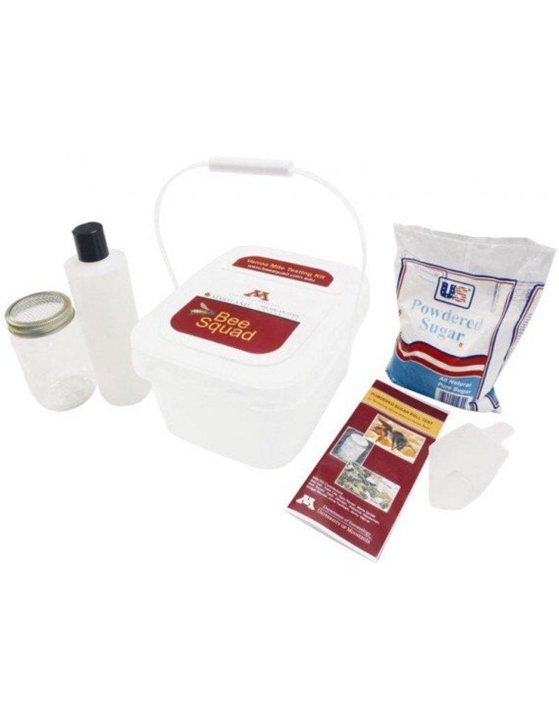 Bee Squad Varroa Mite Test Kit (Sugar Roll)