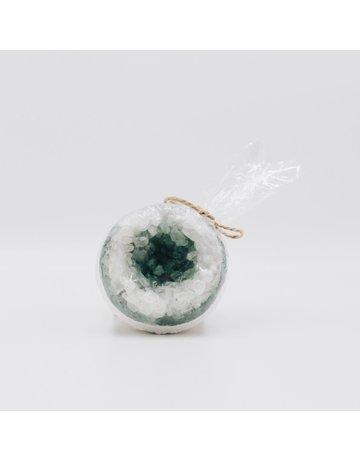 Bath Bomb - Emerald Geode